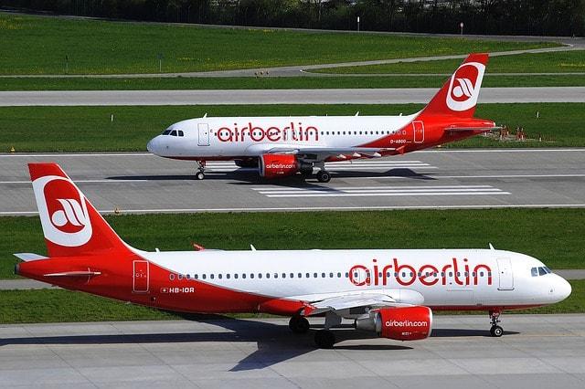 Berlin by airways